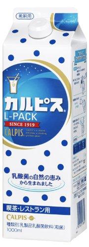 カルピス Lパック 1.0L