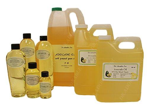 Avocado Oil Organic Pure Cold Pressed 16 Oz / 1 Pint