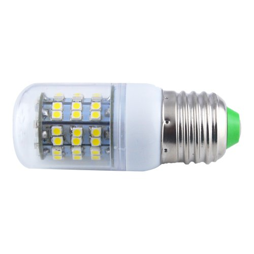 Thg E27 Warm White 60 Smd 3528 Led 450Lm Home Office Store Exhibition Hall Corn Light Spotlight Lamp