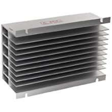 Omron Y92B-A150N Surface Mount Heat Sink, Standard Mounting, For Use With G3NA-240B, G3NA-440B, G3NA-225B, G3NA-425B Relays