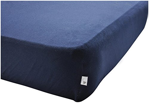 Burts-Bees-Baby-Organic-Fitted-Crib-Sheet-Blueberry