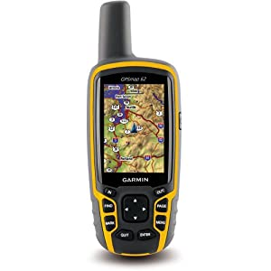 Amazon.com: Garmin GPSMAP 62 Handheld GPS Navigator: Cell ...