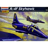 1 48 Scale A-4f Skyhawk Plastic Model Airplane Kit by Revell-Monogram