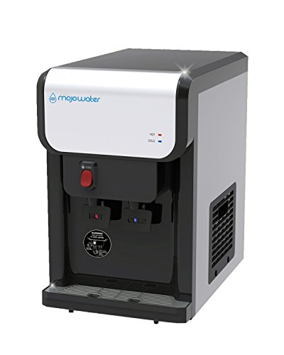 MOJO Water MINI1 Countertop BottleLess Water Cooler (Water Filter Cooler For Office compare prices)