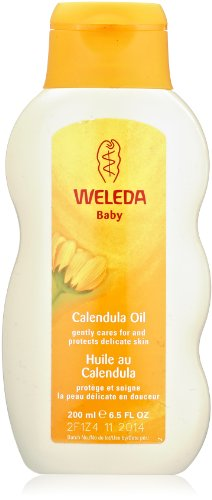 Weleda Calendula Oil, 6.5 Ounce