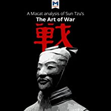 A Macat Analysis of Sun Tzu's The Art of War Audiobook by Ramon Pacheco Pardo Narrated by  Macat.com