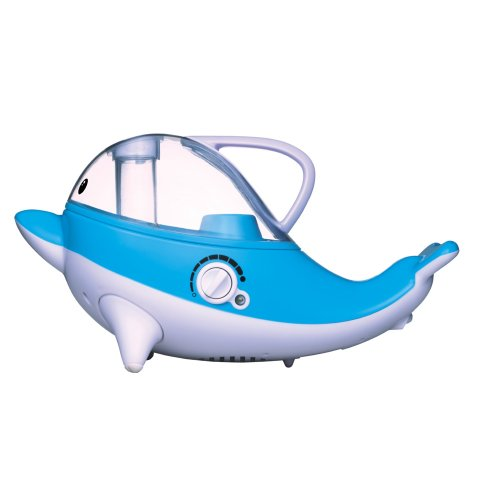 Sunpentown Blue Dolphin Ultrasonic Humidifier