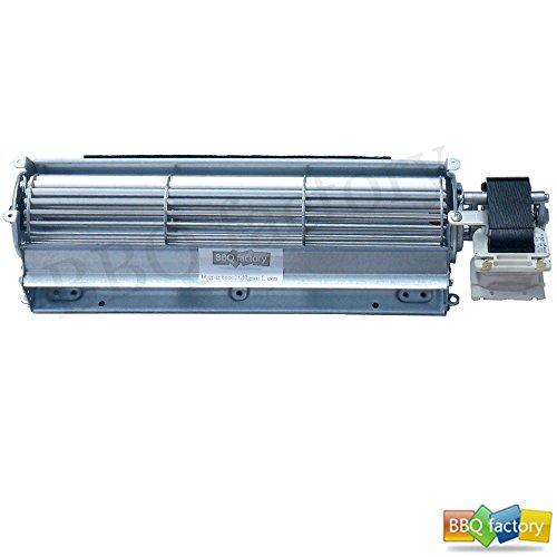 Bbq Factory Bk Bkt Ga3650 Ga3700 Ga3750 Replacment Fireplace Blower Fan Unit For Desa, Fmi, Vanguard, Vexar, Comfort Flame Glow, Rotom
