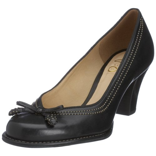 Clarks Bombay Lights 20306743, Damen Pumps, Schwarz (Black Leather), EU 39