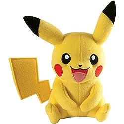 Peluche Pokemon Pikachu 20 cm