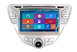 See Crusade Car DVD Player for Hyundai Elantra Md 2011-2013 Support 3g,1080p,iphone 6s/5s,external Mic,usb/sd/gps/fm/am Radio 7 Inch Hd Touch Screen Stereo Navigation System+ Reverse Car Rear Camara + Free Map Details