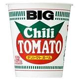 日清 BIGカップヌードル チリトマト 12個
