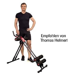 5 Minutes Shaper - Fitnessgerät - Das Original aus der TV Werbung von MediaShop