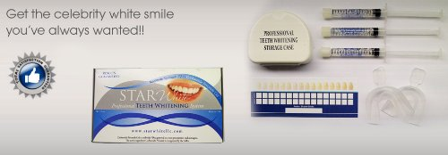 Dental Grade Teeth Whitening Kits