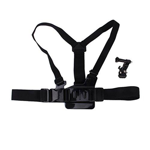 Generic Adjustable Body Chest Strap Harness Belt for GOPRO HERO 4/3+/3/2/1/sj4000