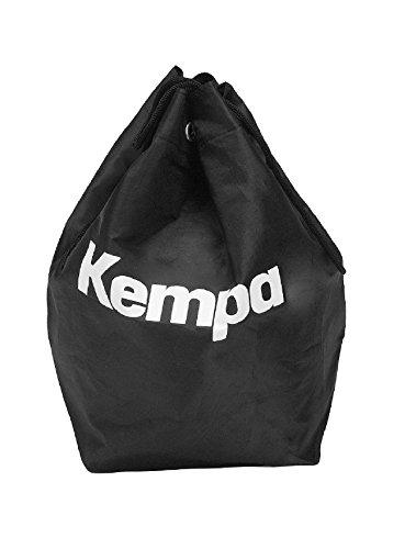 Kempa - Borsa per palloni, colore: Nero