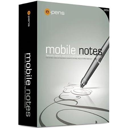 E-pens mobile notes