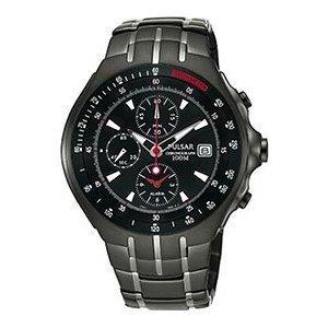 Mens Pulsar Alarm Chronograph Watch PF3533X1
