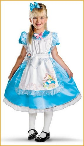 Disney's Alice in Wonderland Costume for Girls