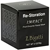 Z. Bigatti Re-Storation Fruit Enzyme Facial Mask, Impact, 2 oz (56 g)