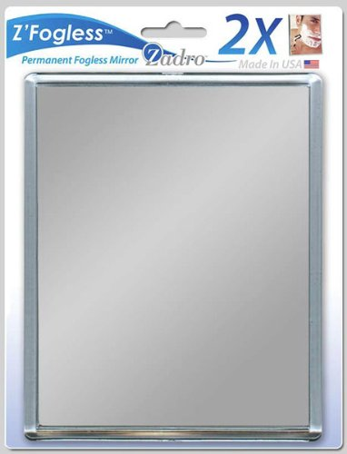 Zadro Fogless Mirror With Suction Cups (Zm01) front-956971
