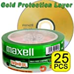 DVD+R DL 8,5 GB Maxell 8x velocit� Do...