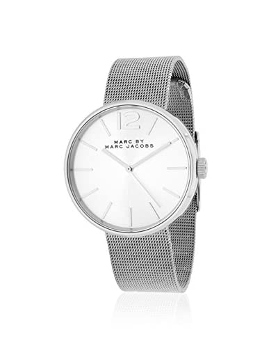 Marc by Marc Jacobs Women's MBM3403 Silver Stainless Steel Watch