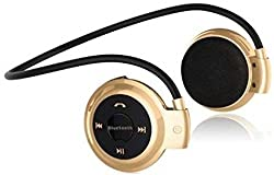 Acid Eye Bluetooth Mini 503 golden