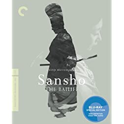 Sansho the Bailiff (Criterion Collection) [Blu-ray]
