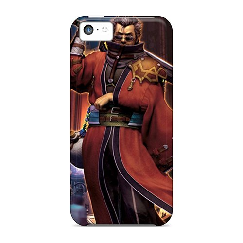 Cute Appearance Cover/Tpu Hfwzkjj4439Tumjo Final Fantasy Case For Iphone 5C