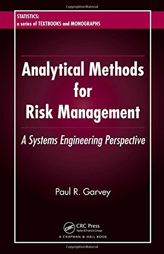 Analytical Methods for Risk Management: A Systems...