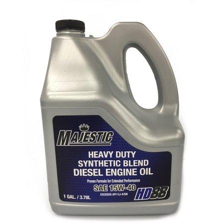 Majestic API CJ4 15W40 G Engine Oil (Mobile One 0w20 compare prices)