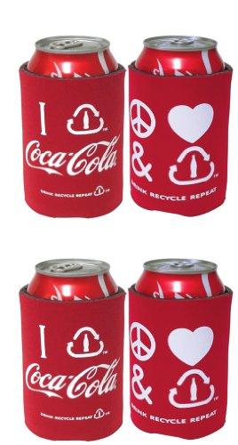 kolder-coca-cola-can-peace-love-koosie-4-pack-red