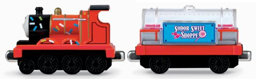 Thomas the Train: Take-n-Play James' Ice Cream Express