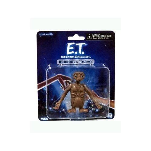 Neca Steven Spielbergs E.T. the Extra-Terrestial Bendable E.T. Figure - 1