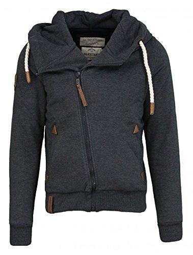 Naketano Men's Zipped Jacket Hüter der Pflaumen V