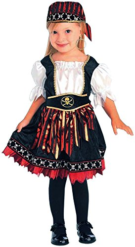 Forum Novelties Lil Pirate Cutie Child Costume, Toddler