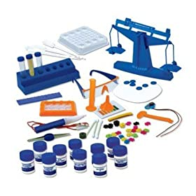 Chem-X 1000 Science Lab for Kids from Discovery