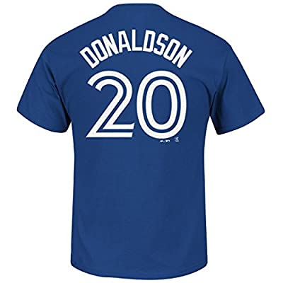 Josh Donaldson Toronto Blue Jays #20 MLB Youth Name & Number Player T-shirt