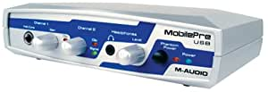 M-Audio MobilePre USB Mobile Preamp and Audio Interface
