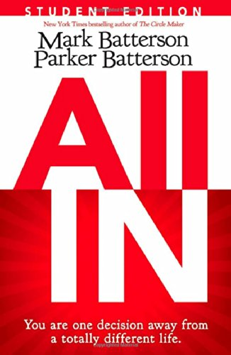 All In Student Edition, Batterson, Mark