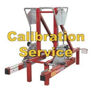 Sealey GA70CAL Wheel Aligner Calibration Charge
