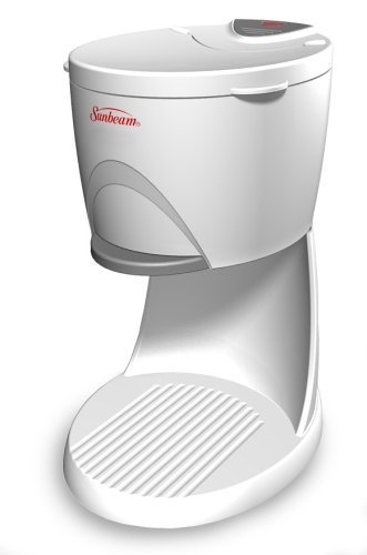 Review Sunbeam 6170 Hot Shot Hot Water Dispenser, White