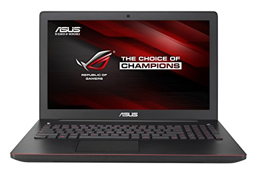 Asus ROG G550JK-CN519H PC portable Gamer 15,6″ Aluminium Noir (Intel Core i7, 8 Go de RAM, Disque 1 To, NVIDIA GeForce GTX850M 2 Go, Windows 8.1)