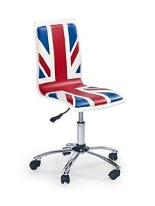 Fauteuil de bureau pivotant pour enfant plusieurs motifs - Amazon fauteuil enfant ...