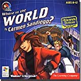 Where in the World Is Carmen Sandiego? Classic ~ Softkey Incorporated