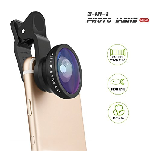 play-x-store-universal-3-in-1-clip-on-04x-super-wide-angle-lens-2-in-1-fisheye-lens-macro-lens-for-m