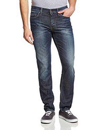 Mustang Jean Vegas Skinny Slim Fit Uomo blu W32/L34 46 IT