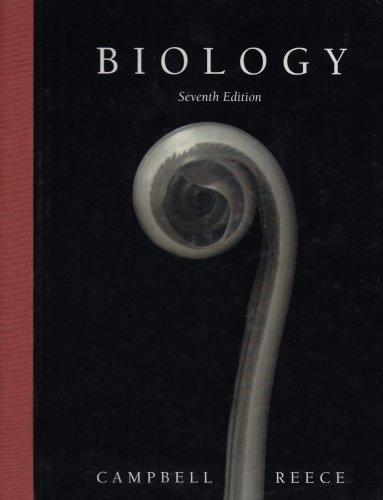 image of Biology, 7th Edition (Book & CD-ROM)