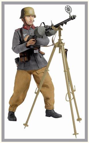 "Buy Low Price Dragon Models 1/6 ""Johann Meiler"" (Gefreiter) – Luftwaffe Anti-Aircraft Mg Gunner Ii./ Flak-Regiment 5, Italy 1944 Figure (B002QN99SS)"